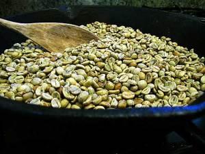 beans in skillet