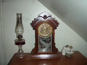 E. Ingraham Clock Co. Bristol Conn.