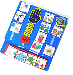 A More Advanced PECS Board
