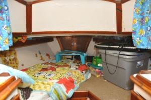 Beanie's clean room!